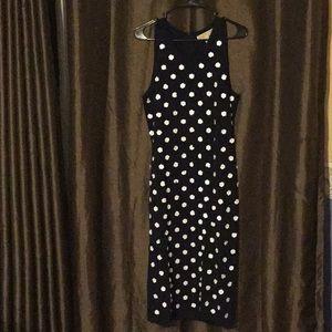 Michael Kors embellished dress
